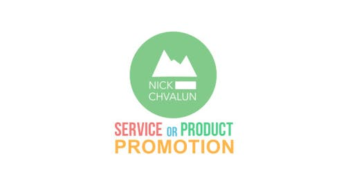 Service Or Product Promotion/Presentation