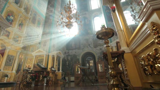 Thumbnail for Orthodox Church Interior 3 Pack
