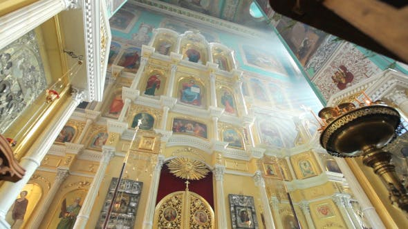 Thumbnail for Orthodox Church Interior 5