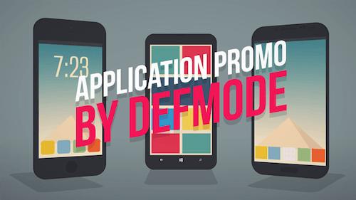 Application Promo