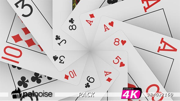 Thumbnail for Cards Poker Transitions (2-Pack)