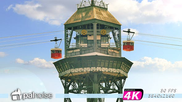 Thumbnail for Old Cableway