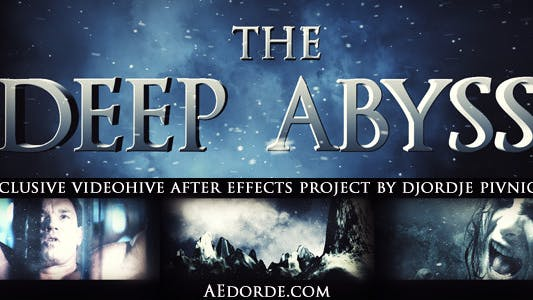 Thumbnail for The Deep Abyss - Cinematic Trailer