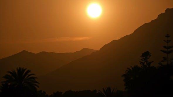 Thumbnail for Sunset in Spain