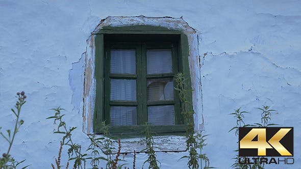 Thumbnail for Old Wooden Window