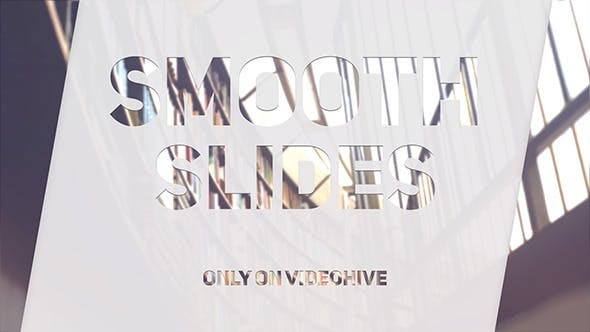 Cover Image for Smooth Slides