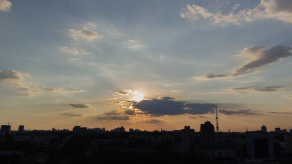 Thumbnail for City Sunset 8