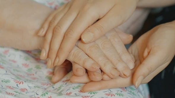 Thumbnail for Old And Young Hands