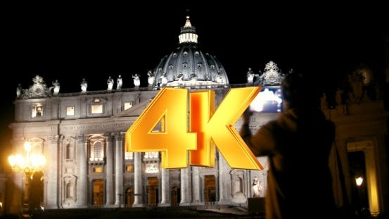 Thumbnail for Woman Using Tablet PC To Capture St. Peters