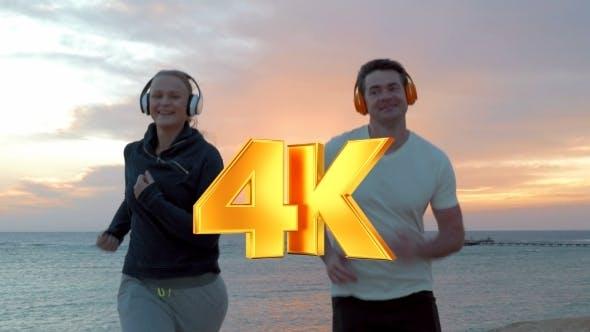 Thumbnail for Jogging At Dawn