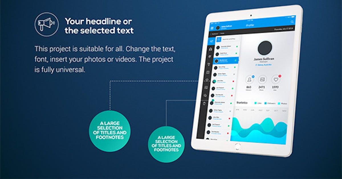 Download Tablet Presentation Pack by 3uma