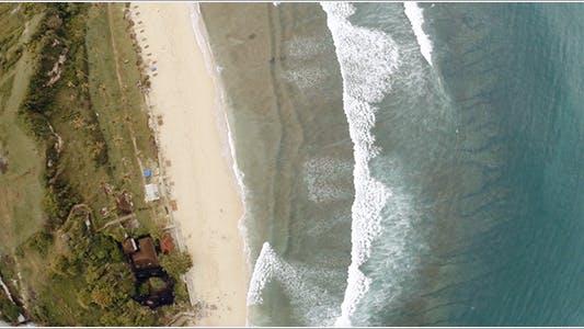 Thumbnail for Ocean Coast Aerial 3