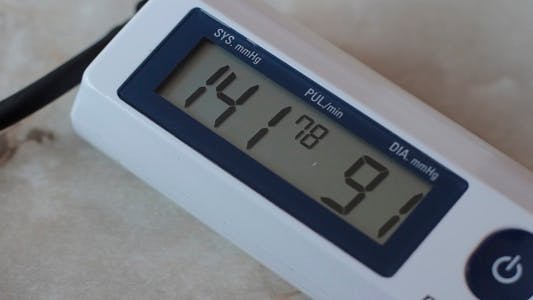 Thumbnail for Device For Measuring Blood Pressure