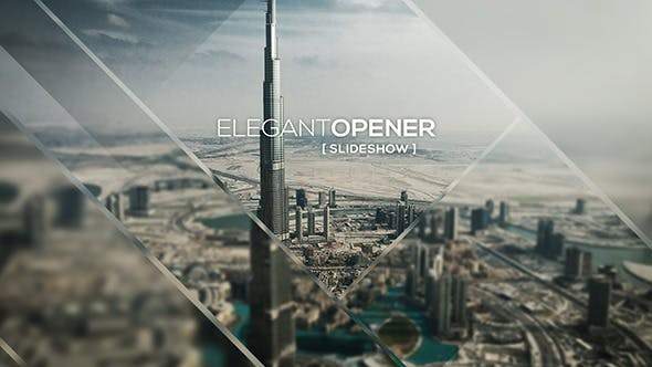 Thumbnail for Elegant Opener - Slideshow