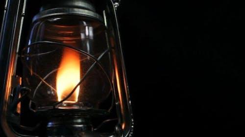 Lighting up a Lantern