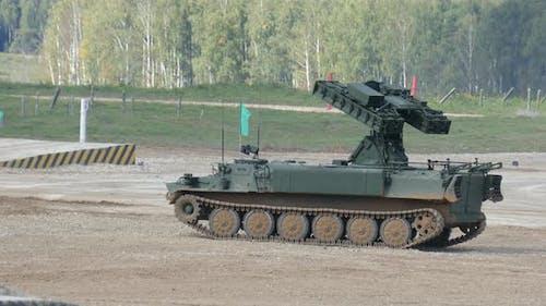 Flugabwehr-Komplex