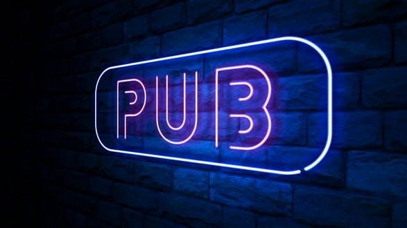 Pub Neon Sign