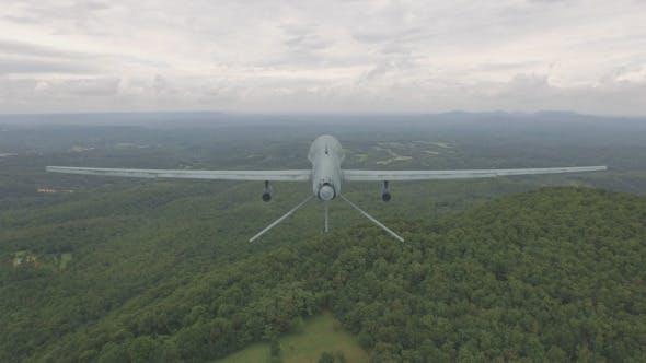 Thumbnail for Military Predator War Drone