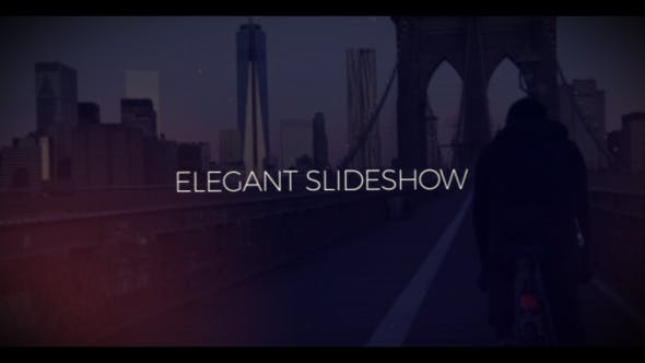 Thumbnail for Elegant Slideshow