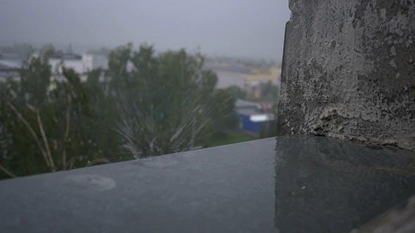 Thumbnail for Rain Drops On Window