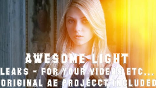 Thumbnail for LIGHT LEAKS COLLECTION