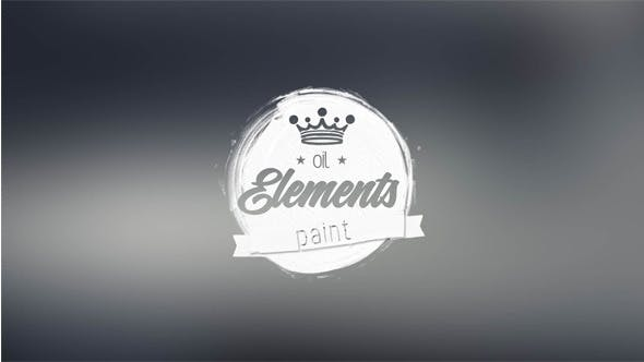 Thumbnail for Oil Paint Elements