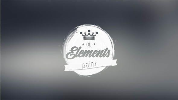 Thumbnail for Éléments de peinture à l'huile