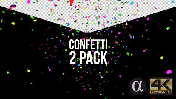 Thumbnail for Lovely Confetti - 2 Pack