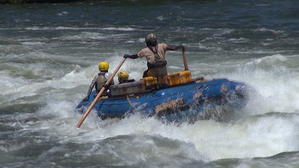 Thumbnail for Rafting On The River