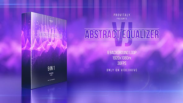 VJ Abstract Equalizer