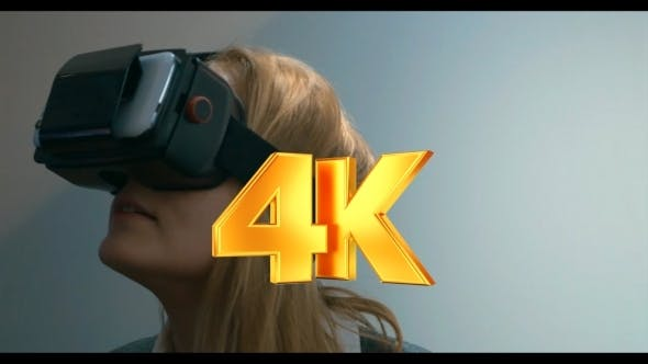 Thumbnail for Woman In Virtual Reality Glasses