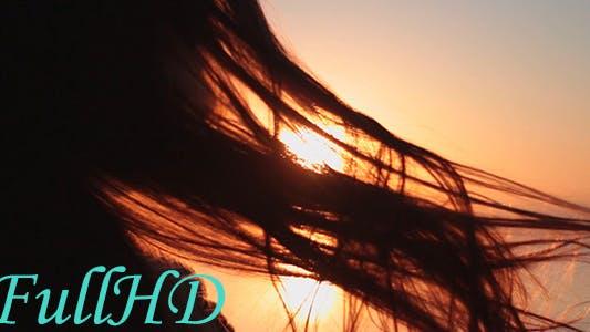 Thumbnail for Girl Enjoying The Sunrise