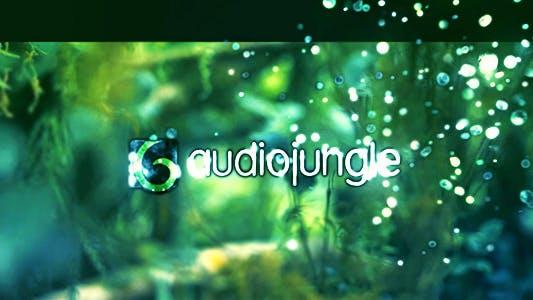 Thumbnail for Logo scintillant révélateur