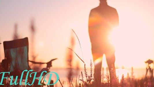 Thumbnail for Man At Sunrise
