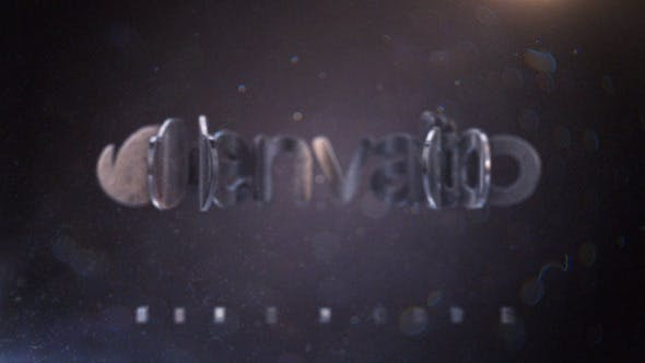 Thumbnail for Cinematic Metal Logo