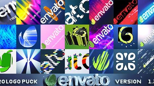 Thumbnail for 21 Quick Logo Reveal Pack v1.3