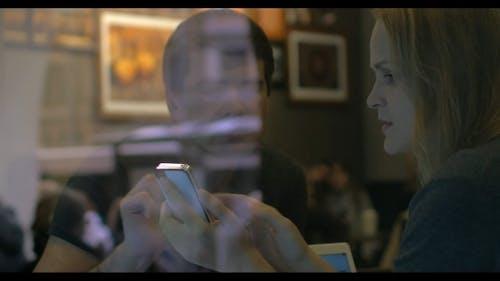 Sie haben etwas zu diskutieren mit Handy