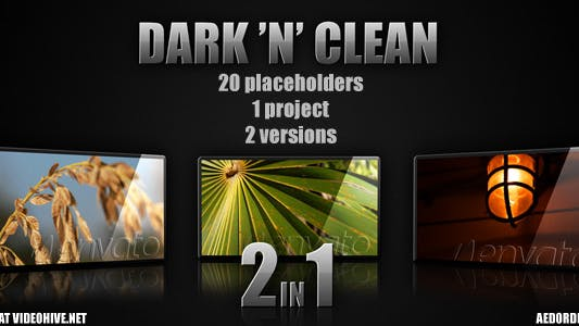 Thumbnail for Dark 'n' clean