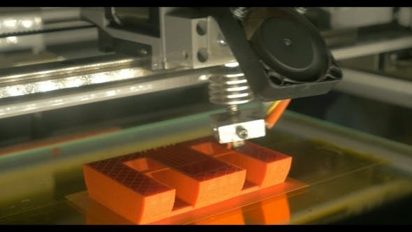Thumbnail for Accurate 3D Printing Of Letter E