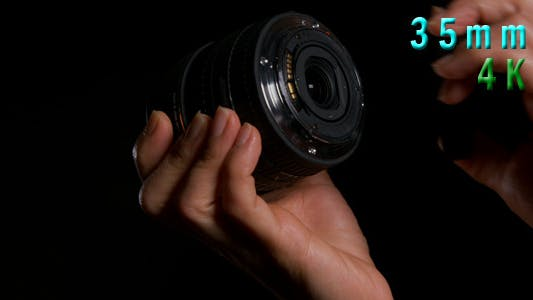 Thumbnail for Camera Lens 05