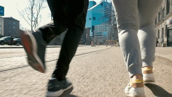 Thumbnail for Keeping Fit With Everyday Morning Jog