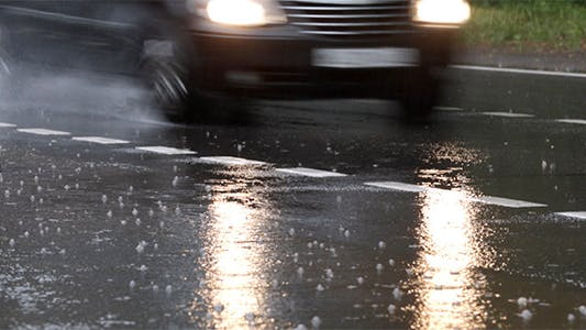 Thumbnail for Driving in Rain