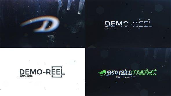 Thumbnail for DeFocus Glitch Logo Intro