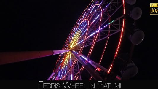 Thumbnail for Ferris Wheel In Batumi
