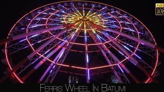 Thumbnail for Ferris Wheel In Batumi 02