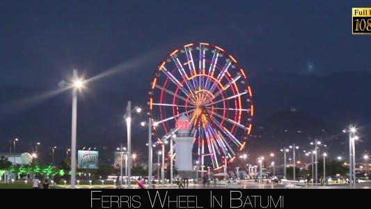 Thumbnail for Ferris Wheel In Batumi 3