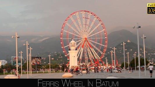 Thumbnail for Ferris Wheel In Batumi 4