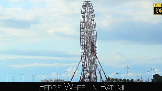 Cover Image for Ferris Wheel In Batumi 5