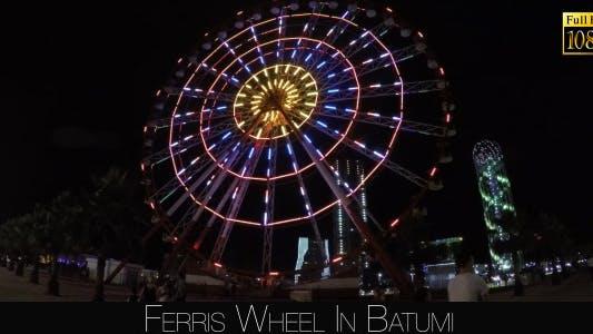 Thumbnail for Ferris Wheel In Batumi 6