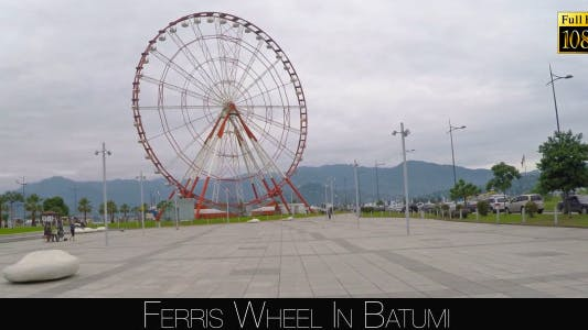 Thumbnail for Ferris Wheel In Batumi 7